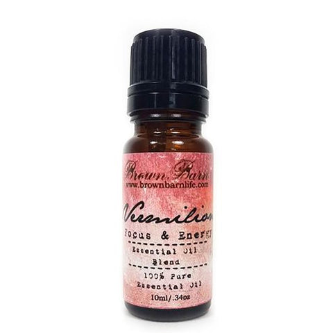 Essential Oil Blend - Vermillion