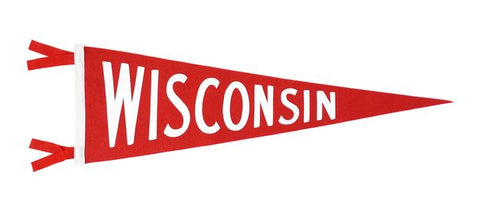 Pennant- Wisconsin
