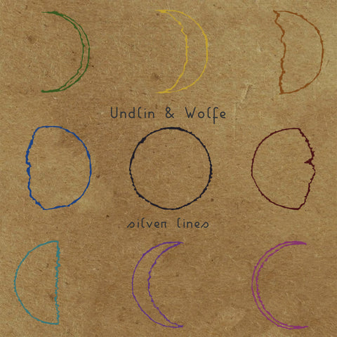 Silver Lines CD - Undlin and Wolfe