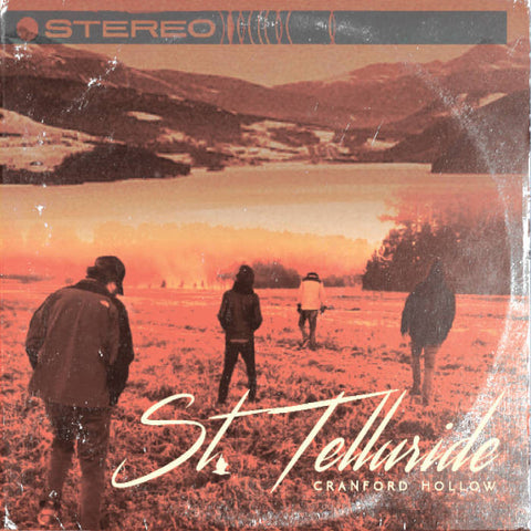 Cranford Hollow CD- St. Telluride