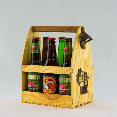 Beer Caddy - The Beer is Here