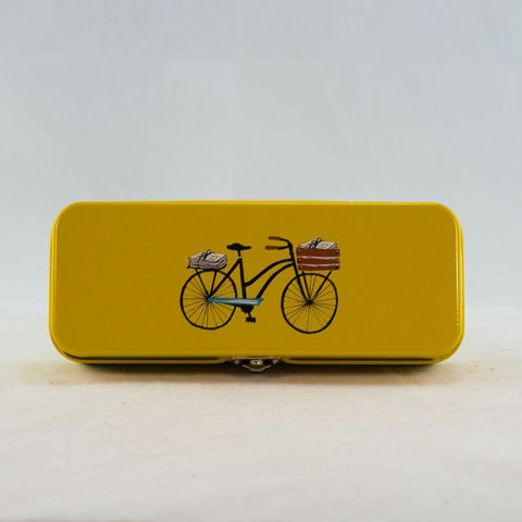 Pencil Box - Bicycle