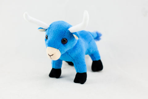 Plush Babe the Blue Ox