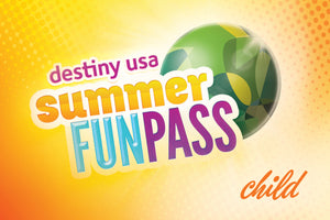 Summer Fun Pass - Child (12 and Under)