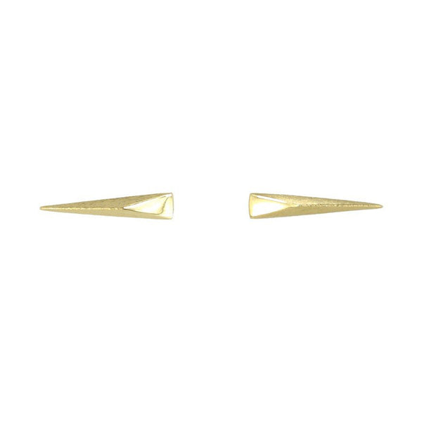 Gold Coquette Ear Huggie Earrings