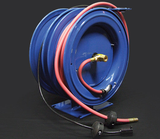 50' Combo Air/Electric Reel