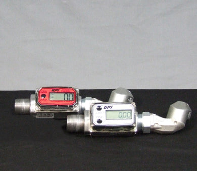 Digital Fuel Meter with Swivel