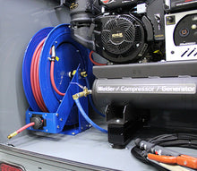 Compressor/Generator/Welder for Utility Box (ADT)