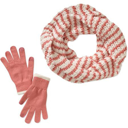 Knit Glove Set