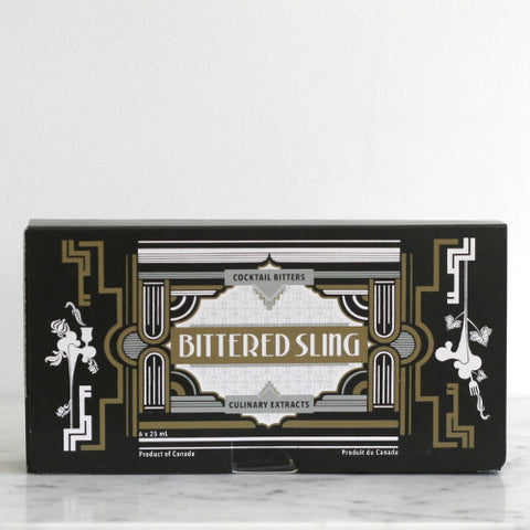 Bittered Sling Aromatic Bitters Gift Pack
