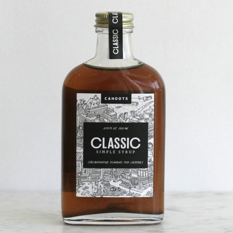 Cahoots Classic Simple Syrup