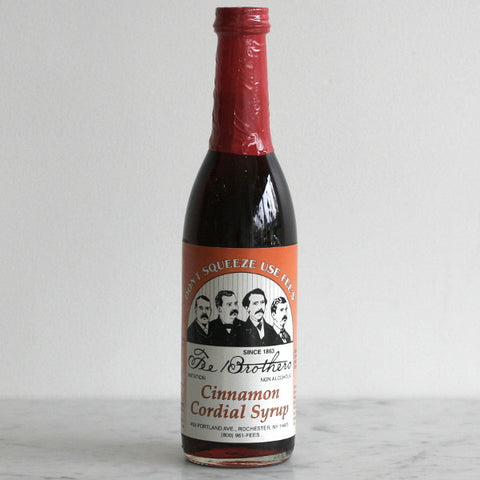 Fee Brothers Cinnamon Syrup