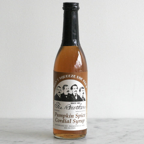 Fee Brothers Pumpkin Spice Syrup