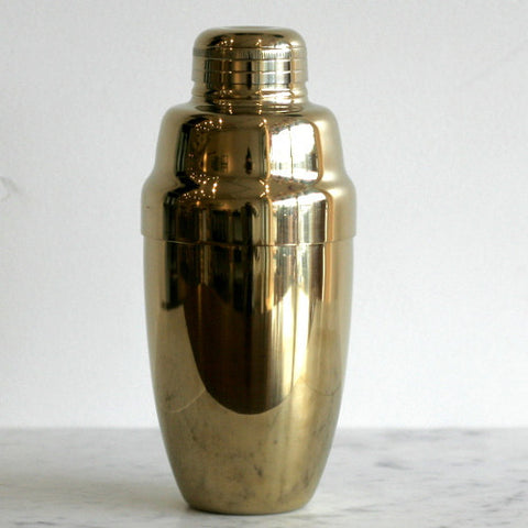 Gold Weighted Cobbler Shaker