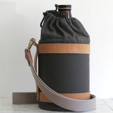Greff Growler Carrier - Charcoal