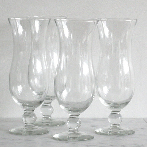 Hurricane Glasses - Set of 4