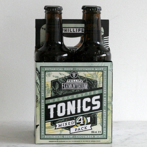 Phillips Tonic Water - 4 Pack