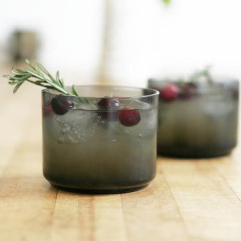 Cranberry Rosemary Spritzer