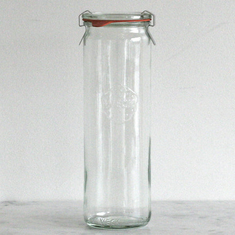 Weck Cylindrical Jar 1/2 Litre