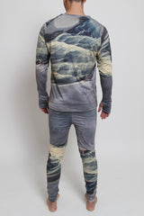 Leggings/Meggings - GREY