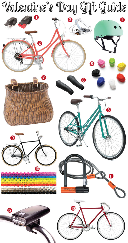Critical Cycles's Valentine's Day Gift Guide