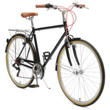 Critical Cycles - Beaumont 7-Speed Diamond City Bike , Critical Cycles - 7