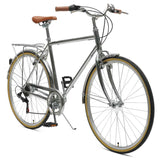 Critical Cycles - Beaumont 7-Speed Diamond City Bike , Critical Cycles - 8