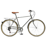 Critical Cycles - Beaumont 7-Speed Diamond City Bike Chrome / 50cm / s, Critical Cycles - 1