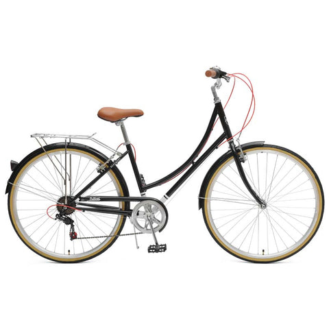 Critical Cycles - Beaumont 7-Speed Step-Thru City Bike Black / Small / Medium 38cm, Critical Cycles - 5