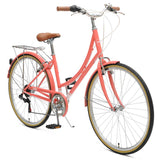 Critical Cycles - Beaumont 7-Speed Step-Thru City Bike , Critical Cycles - 8