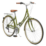 Critical Cycles - Beaumont 7-Speed Step-Thru City Bike , Critical Cycles - 12
