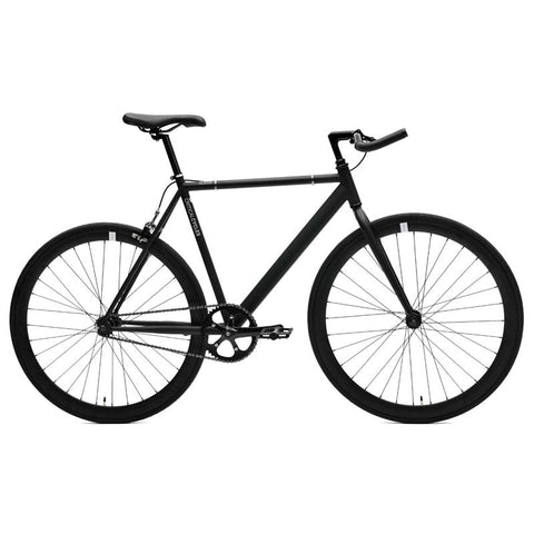 Critical Cycles - Fixed-Gear / Single Speed Bike with Pursuit Handlebars Black / 43cm-xs, Critical Cycles - 1