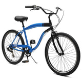 Critical Cycles - Chatham-7 Men's Beach Cruiser Bike , Critical Cycles - 6