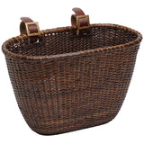 Retrospec Bicycles - Dreamcatcher Handwoven Cane Basket 2016 Dark Stain, Critical Cycles - 1
