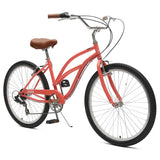 Critical Cycles - Chatham-7 Step-Thru Beach Cruiser Bike , Critical Cycles - 6
