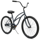 Critical Cycles - Step-Thru Single-Speed Beach Cruiser Bike , Critical Cycles - 6