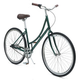 Critical Cycles - Step-Thru Three-Speed Urban Coaster Bike British Racing Green / Step-Thru 44cm, Critical Cycles - 6