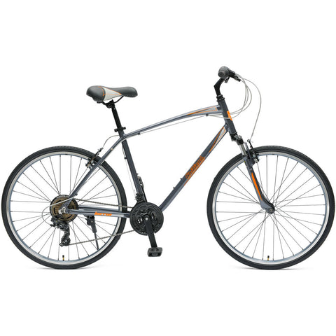 Barron 21-Speed Hybrid Fitness Bike