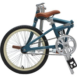 Judd Folding Bike Single-Speed with Coaster Brake