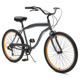 Critical Cycles - Chatham-7 Men's Beach Cruiser Bike , Critical Cycles - 2