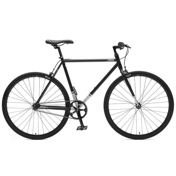 Critical Cycles - Harper Single-Speed / Fixie Matte Black / 43cm / xs, Critical Cycles - 3