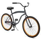 Critical Cycles - Chatham-1 Men's Single-Speed Beach Cruiser Bike , Critical Cycles - 8