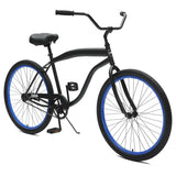 Critical Cycles - Chatham-1 Men's Single-Speed Beach Cruiser Bike , Critical Cycles - 12