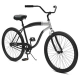 Critical Cycles - Chatham-1 Men's Single-Speed Beach Cruiser Bike , Critical Cycles - 10