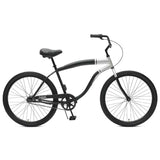 Critical Cycles - Chatham-3 Men's Beach Cruiser Bike Matte Black, Critical Cycles - 7