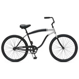 Critical Cycles - Chatham-1 Men's Single-Speed Beach Cruiser Bike Matte Black, Critical Cycles - 9
