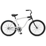 Critical Cycles - Chatham-1 Men's Single-Speed Beach Cruiser Bike White and Black, Critical Cycles - 13