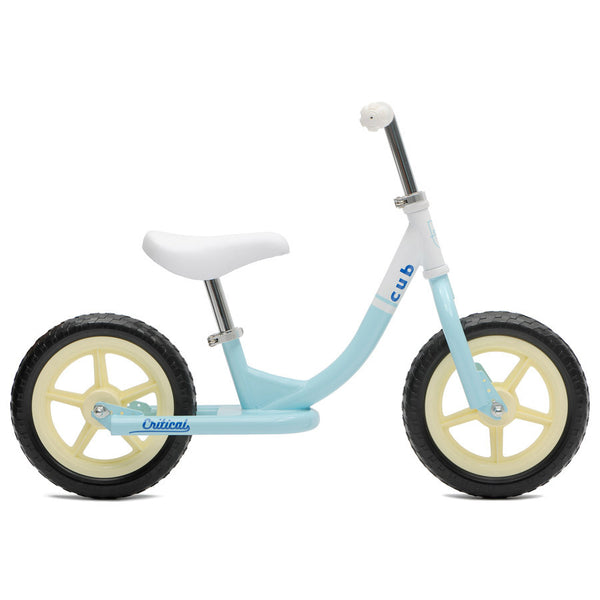 Critical Cycles - Cub Balance Bike Powder Blue, Critical Cycles - 9