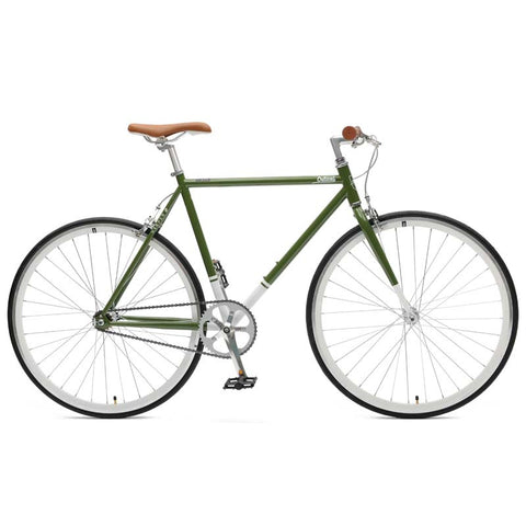 Critical Cycles - Harper Single-Speed / Fixie Sage Green / 49cm / s, Critical Cycles - 5