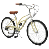 Critical Cycles - Chatham-7 Step-Thru Beach Cruiser Bike , Critical Cycles - 8